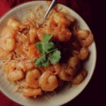 Honey Chipotle Lime Shrimp