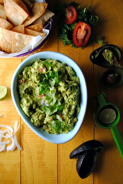 guacamole easy recipe sweetlifebake Guacamole spicy recipes mexican appetizers