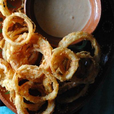 Texas 1015 Onion Rings