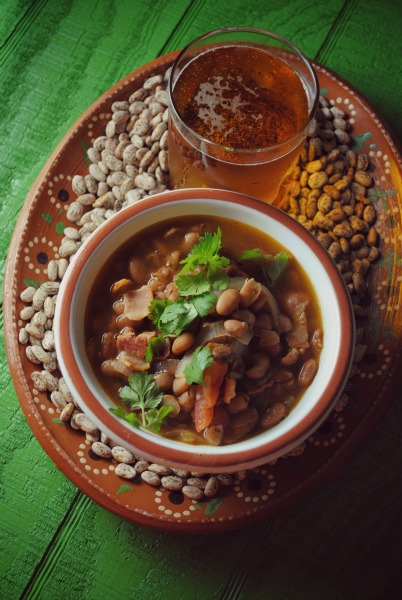 borracho  beans sweetlifebake Borracho Beans  soups stews mexican side dishes dinners cinco de mayo holiday recipes