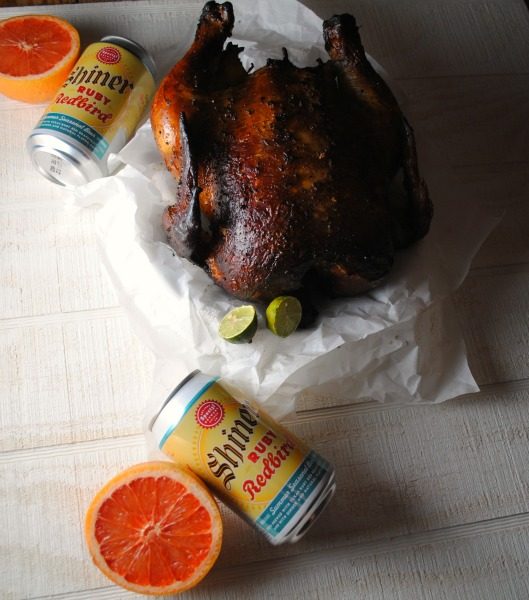beer can chicken shiner beer sweetlifebake Beer Can Chicken uncategorized