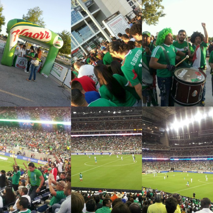 Mexico vs Nigeria Futbol Game, Soccer Game