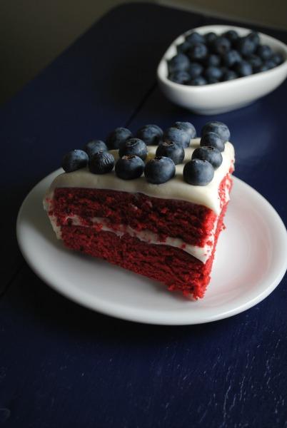 Red Velvet Cake - Spicy