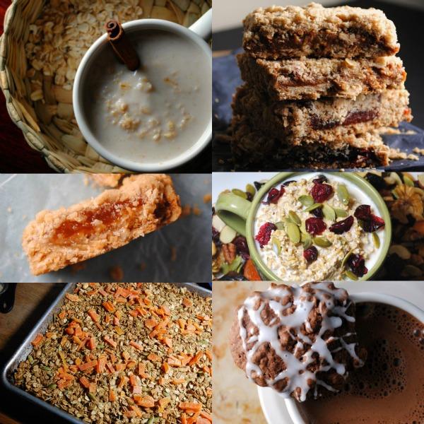Easy Oatmeal Recipes
