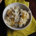 Creamy Rice with Nopalitos