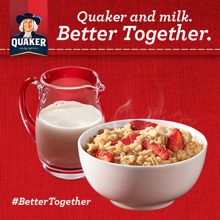 Quaker Better Together2 Oatmeal Pepita Butter Cookies   Galletas de Avena y mantequilla de Pepita  {Giveaway} uncategorized