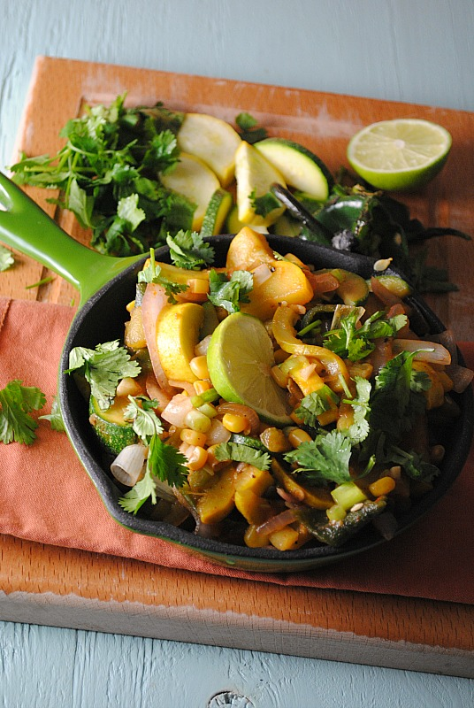 calabacitas squah recipe cookinglight cookbook VianneyRodriguez Calabacitas  {Cooking Light Cookbook Giveaway} #LightenUpAmerica  uncategorized