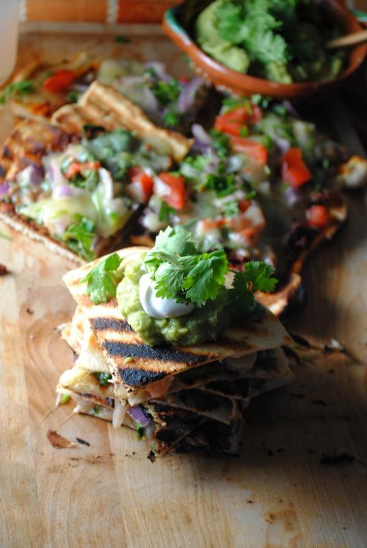 shrimp ceviche quesadillas tillamook VianneyRodriguez Shrimp Ceviche Quesadillas   Quesadillas Ceviche de Camarón sandwiches appetizers