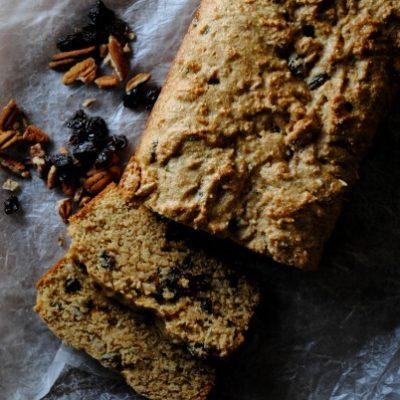 Eggnog Bread – Pan de Rompope  {Giveaway}