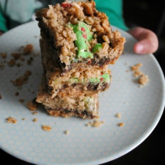 PEEPS® Crumbly Christmas Bars