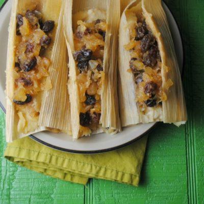Pineapple Tamales – Tamales de Piña