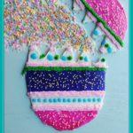 Cascarones! Cascarone Sugar Cookie Cake