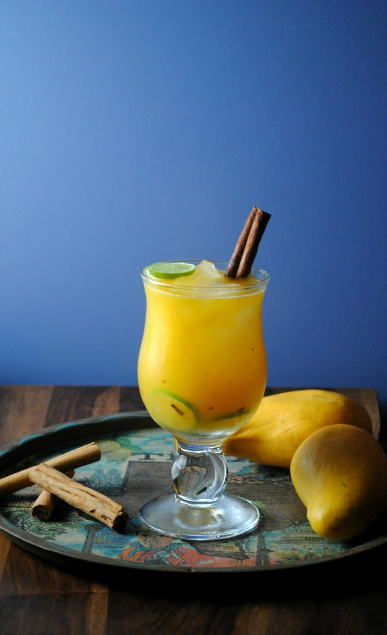 The Mangarita cocktail from sweetlifebake.com