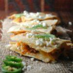 Potato Chorizo Quesadillas from sweetlifebake.com
