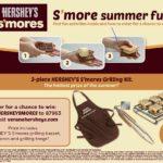 Un Dulce Verano con Hershey's S'mores