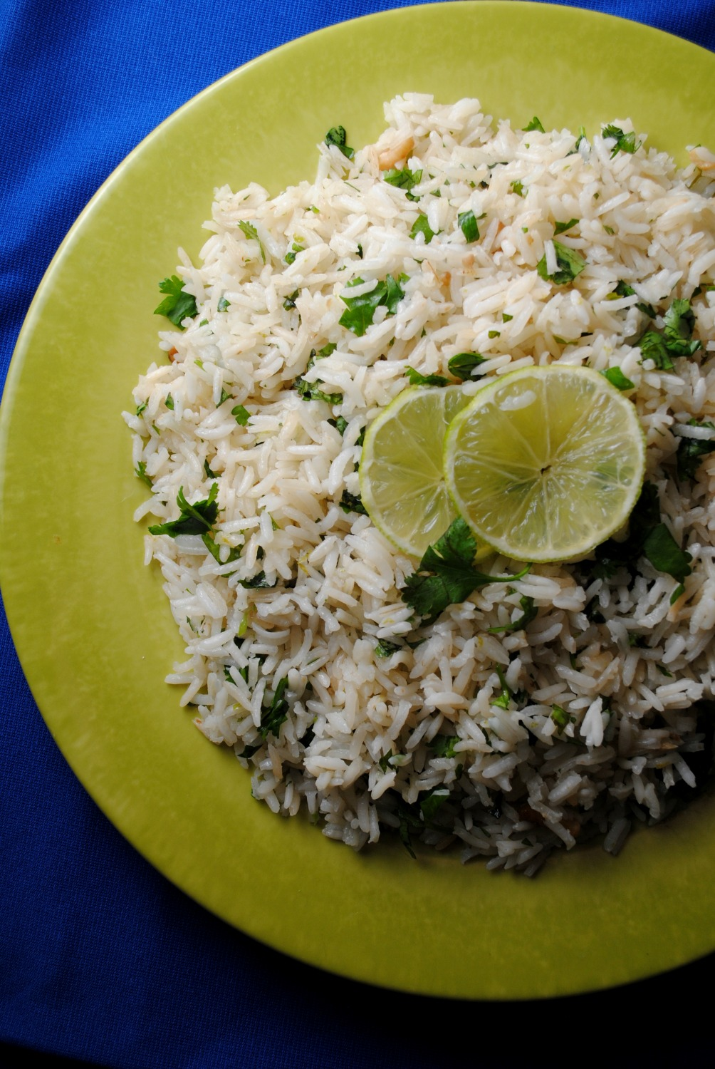 cilantro lime corn cilantro lime mayonnaise cilantro lime rice two ...