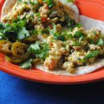 Huevos Rancheros Breakfast Tacos
