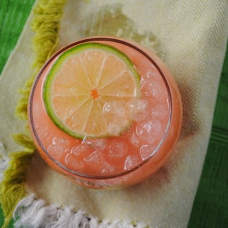 Tequila-Watermelon Refresco