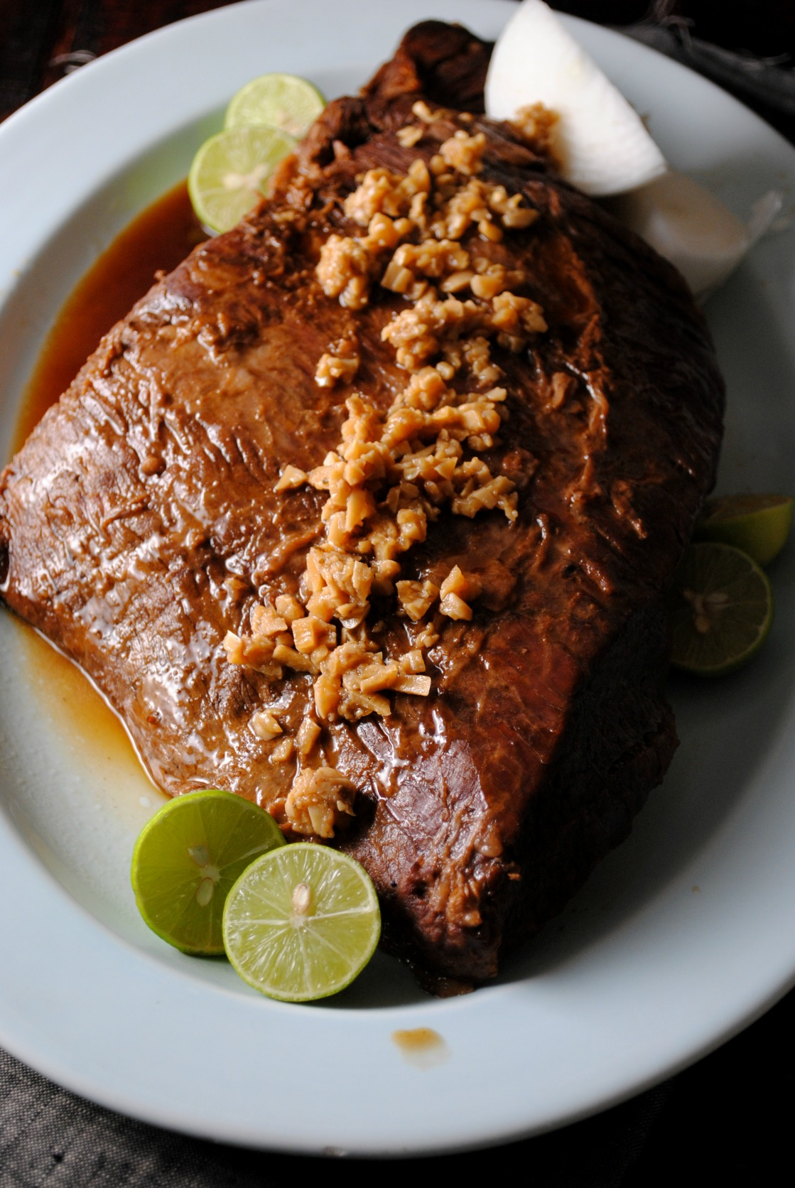 Braised Brisket Recipe — Dishmaps