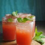 Watermelon-Lime Soda