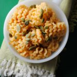 Creamy Pumpkin Cheese Sauce