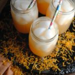 Homemade Marigold Soda