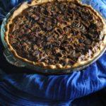 Piloncillo Candied Pecan Pie