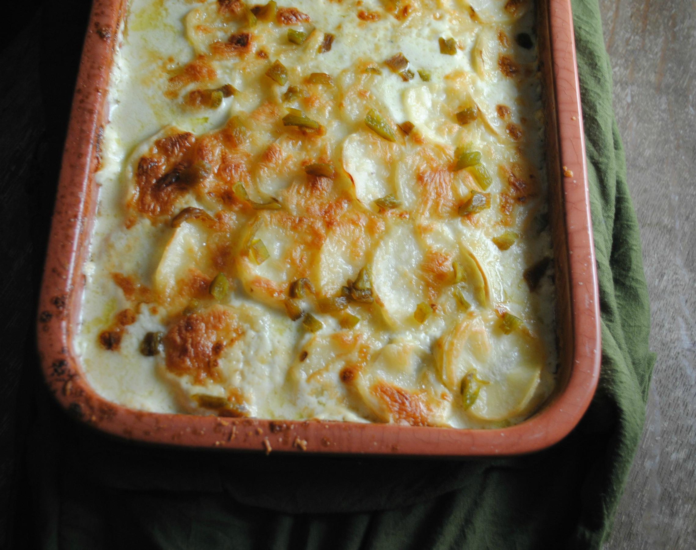 scalloped-roasted-poblano-potatoes-VianneyRodriguez-sweetlifebake