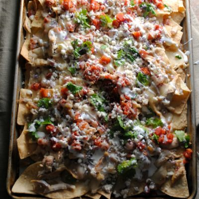 3 Easy Baked Nacho Recipes for Football Sunday