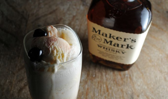 ... Make Spicy Micheladas {Video} Old Fashioned Cocktail Ice Cream Float