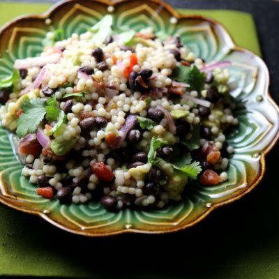 Tex-Mex Couscous Salad