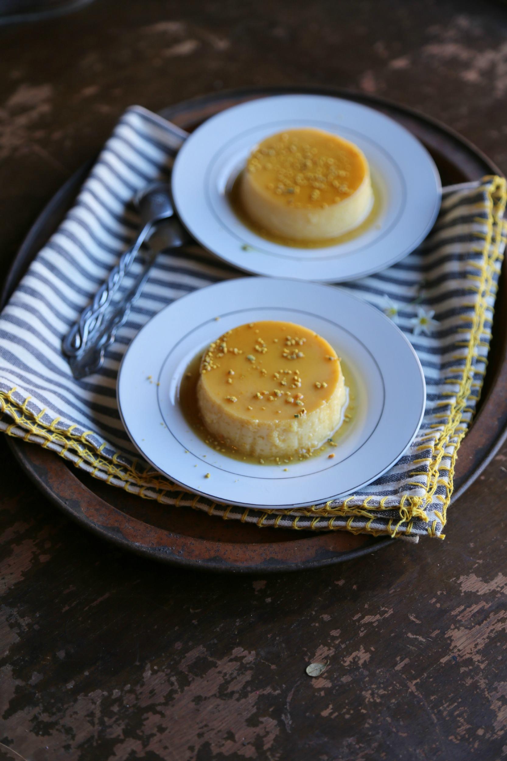 flan-honey-VianneyRodriguez-sweetlifebake