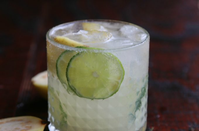 guava-gin-fizz-cocktail-VianneyRodriguez-sweetlifebake-cocktail