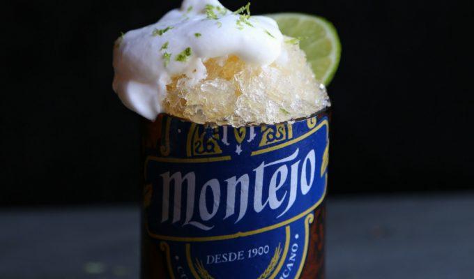 Beer Raspado  #DIY How to Make Drinking Glasses from Beer Bottles