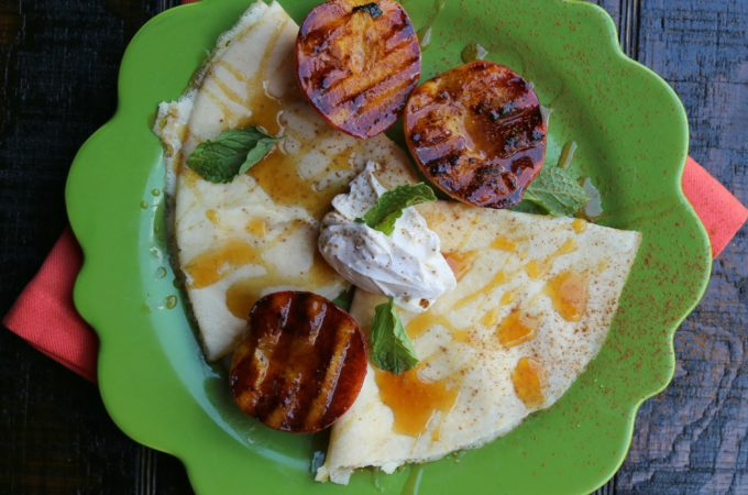 Honey-Cream-Cheese-Filled-Crepes-Grilled-Peaches-vianneyrodriguez-sweetlifebake