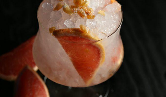 Grapefruit Caipirosaka
