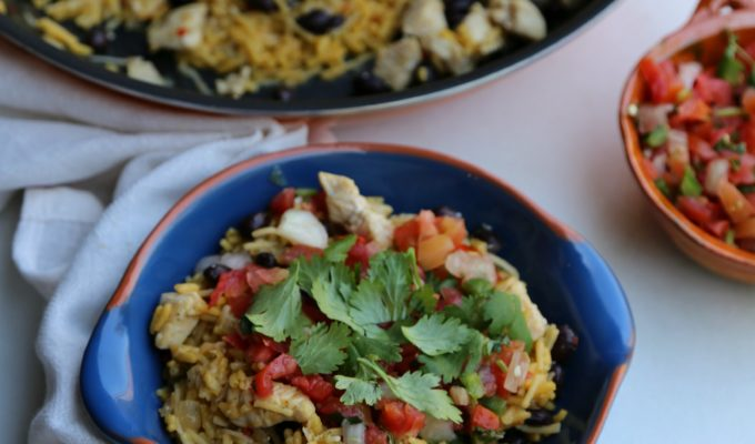 Quick and Easy Burrito Bowls