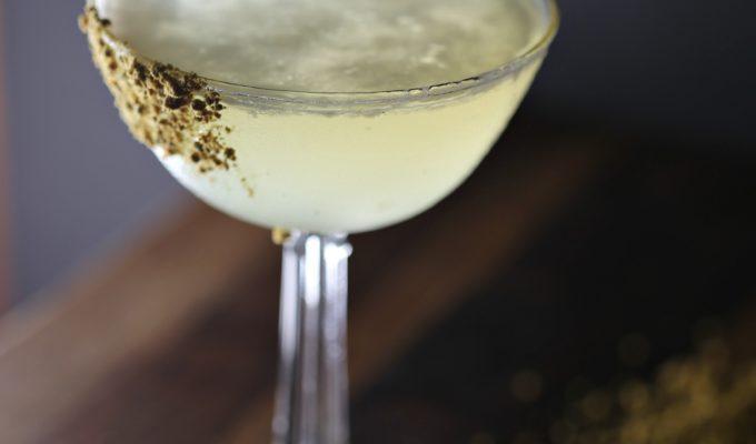 Honey Margarita {The Bertha Cocktail}