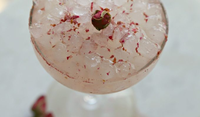 Rose Margarita