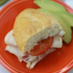 Ham and Cheese Torta Sandwiches (Torta de Jamon y Queso)