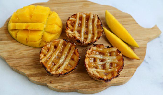 Mini Mango Pies