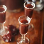 Slow Cooker Blackberry-Hibiscus Cordial