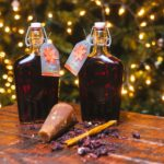 DIY Holiday Gift Idea: Homemade Hibiscus Cinnamon Syrup