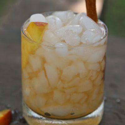 Peach Old Fashioned
