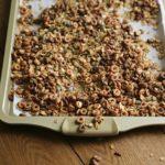 Chocolate Peanut Butter Cheerios Granola