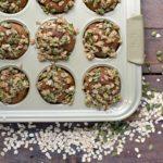 Oatmeal Pepita Muffins