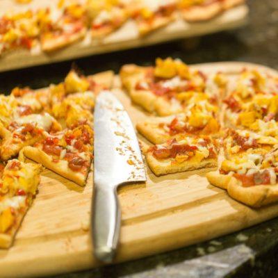 Tex-Mex Pizza – Selena Week