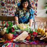 Mexican Summer Salad with Cilantro Vinaigrette