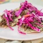 Slow Cooker Barbacoa de Cachete (Beef Cheeks)