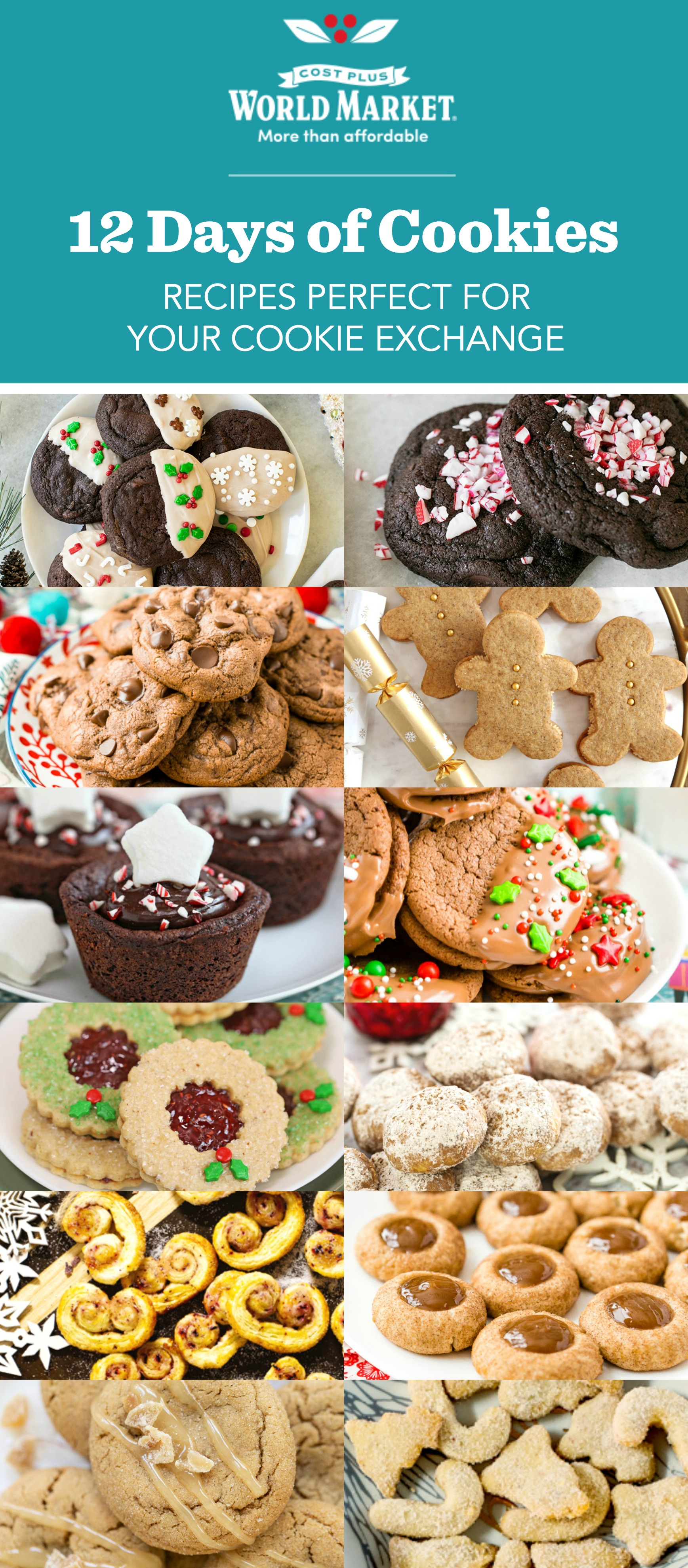 12 Days Of Cookies With World Market Sweet Life